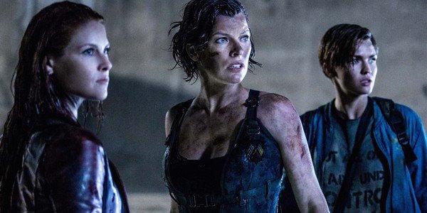 REVIEW : Resident Evil 6 บทอวสานของผีชีวะ อลิซสรุปจบมันส์สยบเชื้อไวรัส -  Major Cineplex รอบฉายเมเจอร์ รอบหนัง จองตั๋ว หนังใหม่