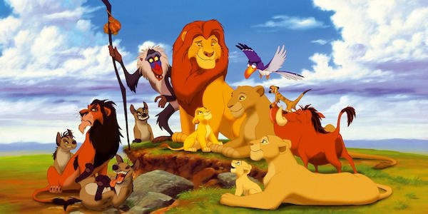 The Lion King major