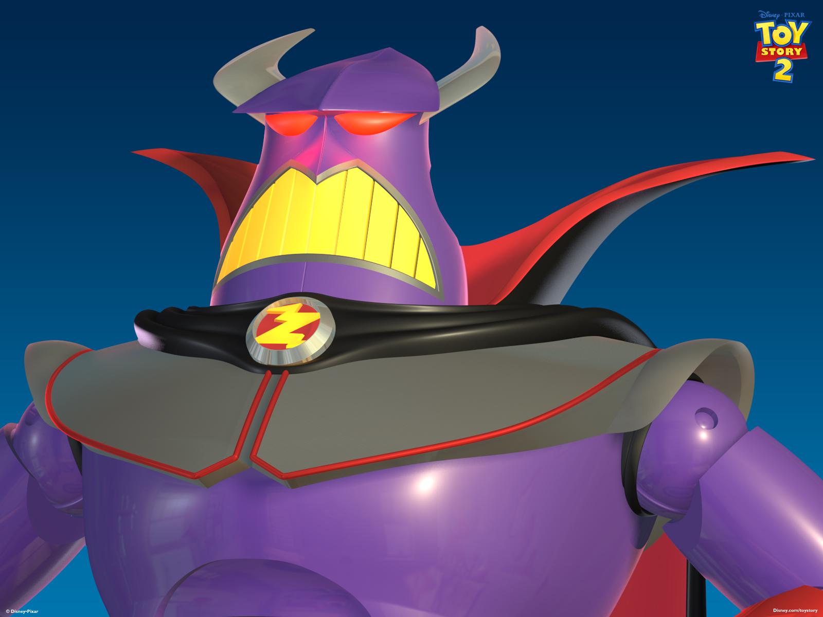 จักรพรรดิเซิร์ค จาก Toy Story