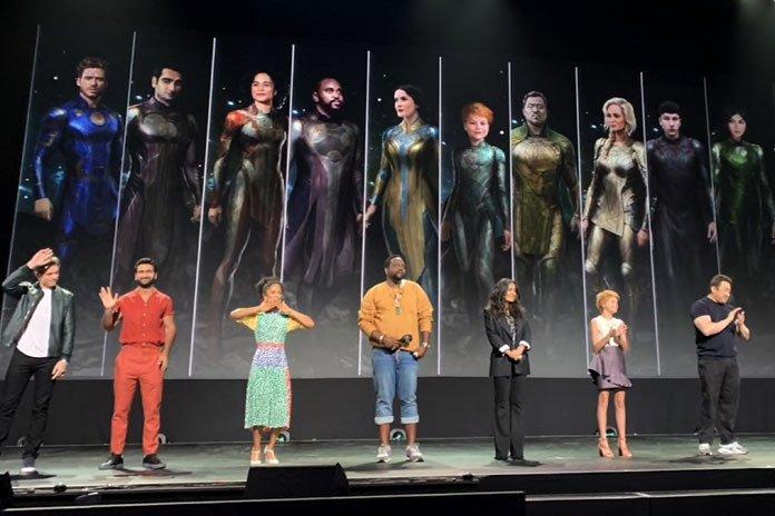 Image result for 'Eternals': Marvel