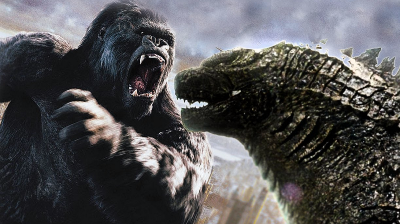 Godzilla Vs. Kong major
