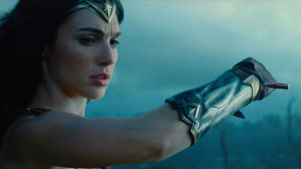 Wonder Woman major
