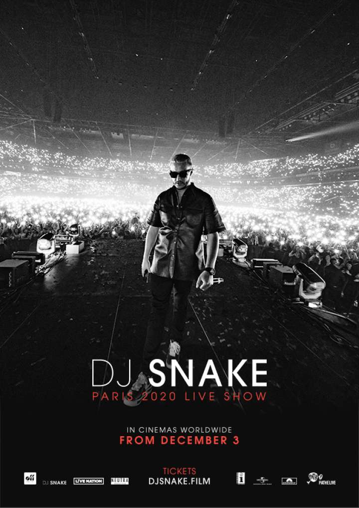 DJ SNAKE – PARIS 2020 LIVE SHOW